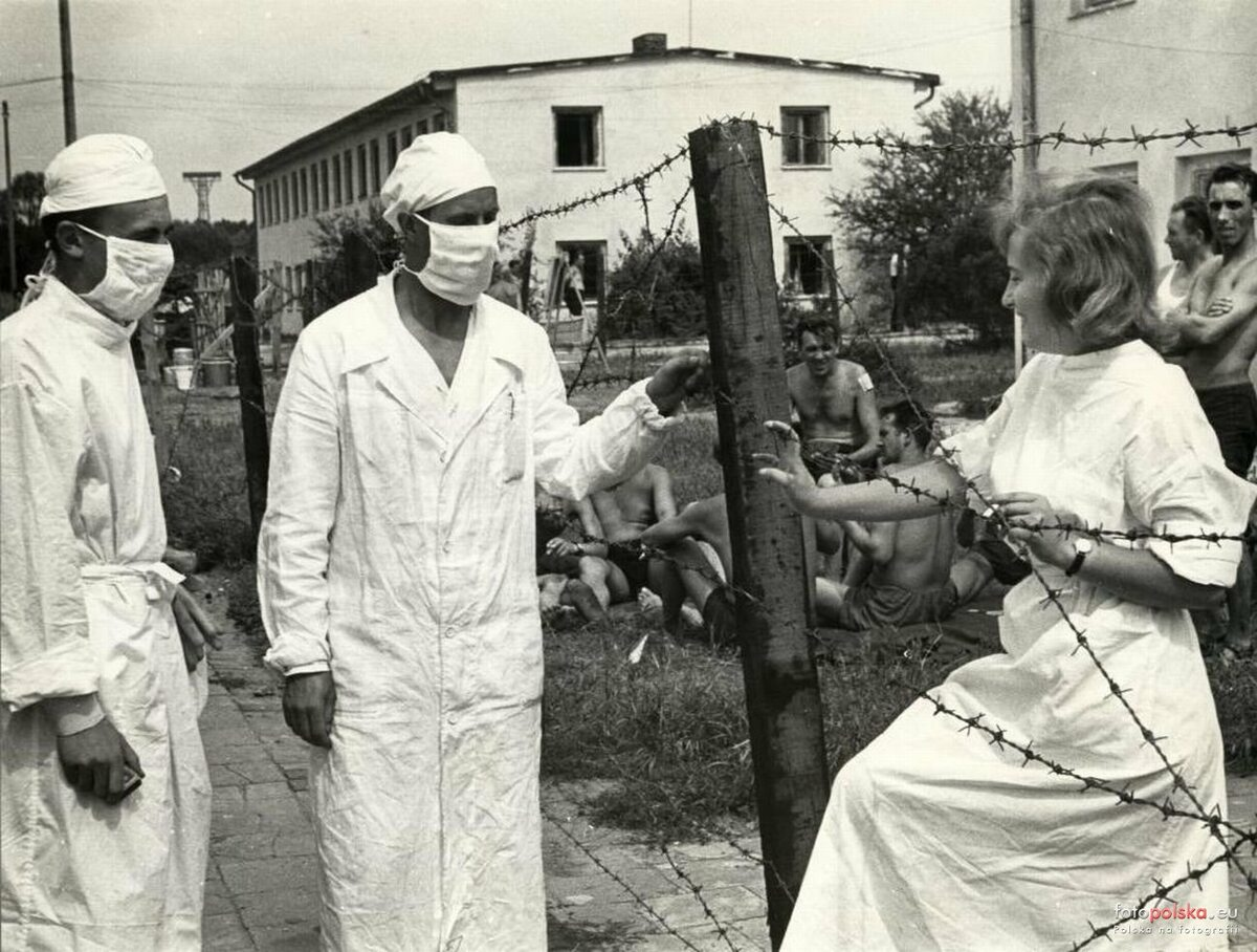 Epidemia ospy prawdziwej we Wrocławiu w 1963 roku
