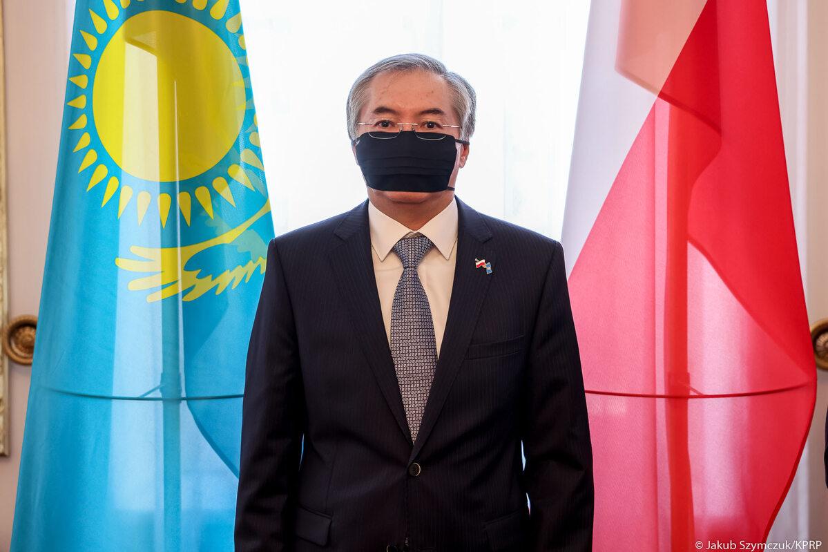 Ambasador Republiki Kazachstanu w RP