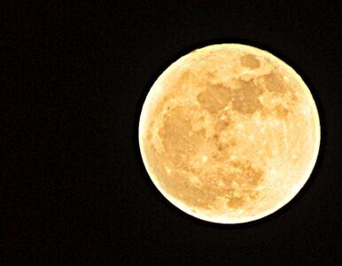Księżyc oderwał się od Ziemi?
