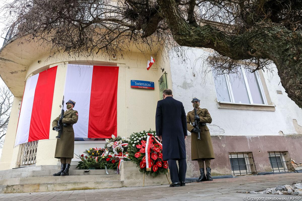 Andrzej Duda odwiedził Willę Jasny Dom