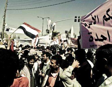 Prezydent Jemenu: USA i Izrael buntują mi obywateli