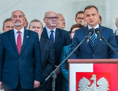 Macierewicz o działaniach prezydenta: Różnice zdań dotyczyły kwestii...