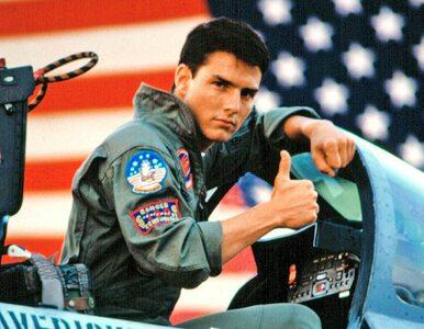"""Będzie kontynuacja """"Top Gun"""". Tom Cruise: To się wydarzy"""