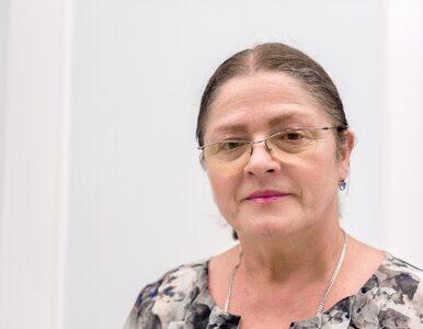 """Krystyna Pawłowicz pokazała swoje zdjęcie sprzed lat. """"To tyle w sprawie..."""