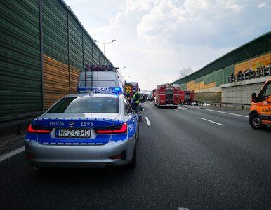 Poważny wypadek w Warszawie. Zginęła jedna osoba