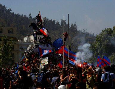 Protesty w Chile. Milion osób podczas marszu w Santiago domagało się reform