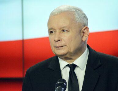 """Poseł PiS mówił o żarcie opowiadanym przez Kaczyńskiego. """"Bóg istnieje,..."""