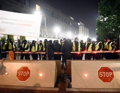 Szef NSZZ Policjantów: Włączanie policji w polityczną retorykę jest...