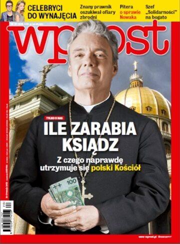 Okładka tygodnika Wprost nr 20/2013 (1577)