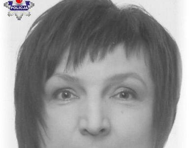 48-latka odwiozła syna do szkoły i zniknęła. Widziałeś ją?