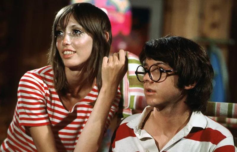 "Shelley Duvall w filmie ""Annie Hall"" (1977)"