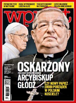 Okładka tygodnika Wprost nr 12/2013 (1569)