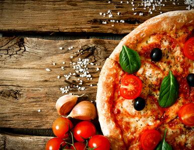 Przepis Moniki Mrozowskiej na zdrową pizzę margheritę