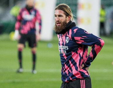 Sergio Ramos odejdzie z Realu? Ogromna oferta od PSG dla kapitana...