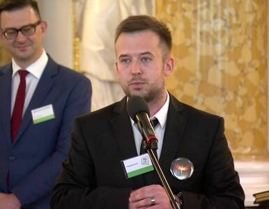 Przemysław Staroń został Nauczycielem Roku. Na scenę zaprosił m.in....