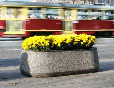 BMW zatrzymało tramwaje w Warszawie