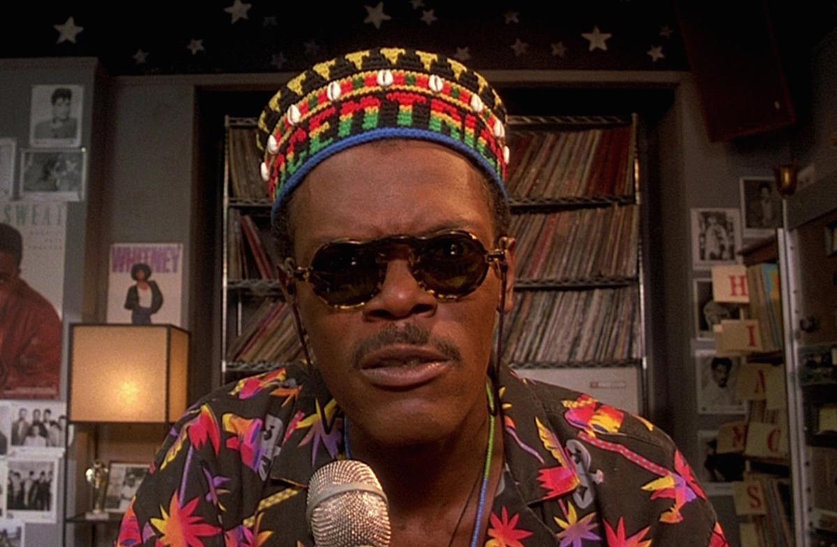 """Samuel L. Jackson w """"Rób, co należy"""" (1989)"""
