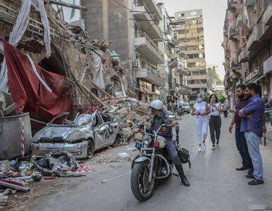 Miesiąc po eksplozji w Bejrucie ratownicy wciąż pracują. Szukają pod...