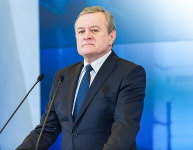 Sejm zdecydował. Wniosek o wotum nieufności dla Piotra Glińskiego odrzucony