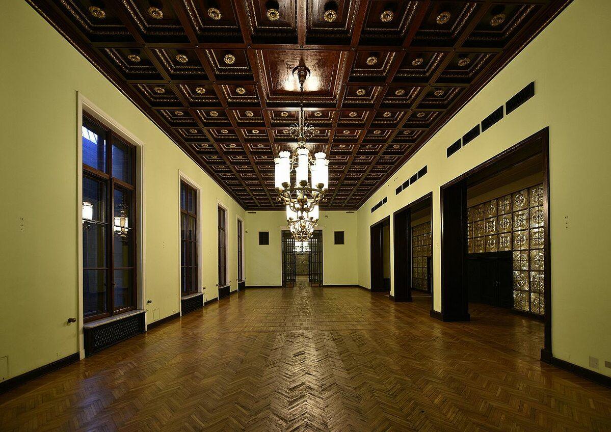 Sala Trojki w PKiN – sala dawnej restauracji o tej samej nazwie