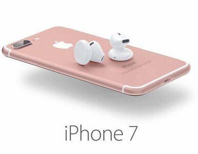 Apple zaprezentuje dziś iPhone'a 7. Są już pierwsze przecieki