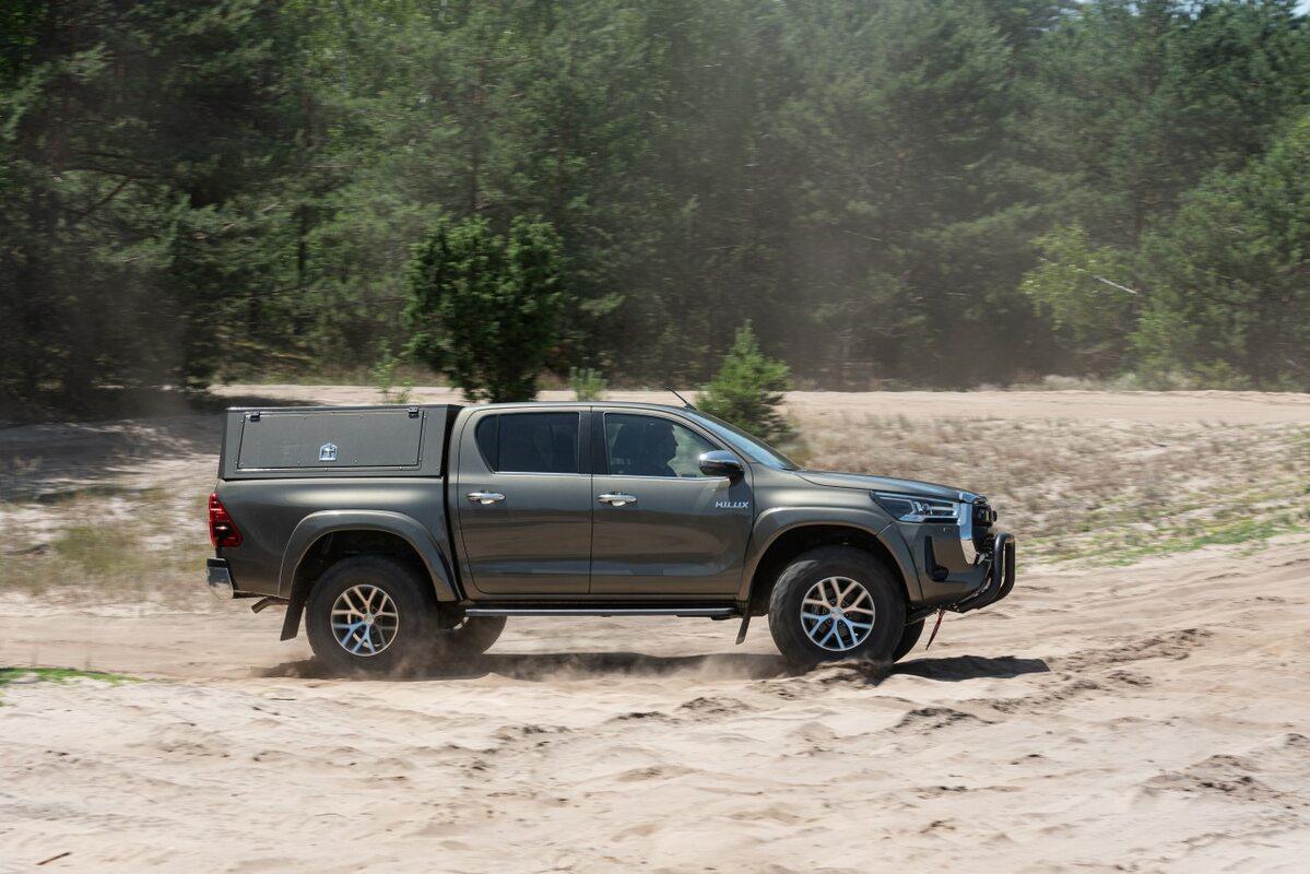 Toyota Hilux Arctic Trucks
