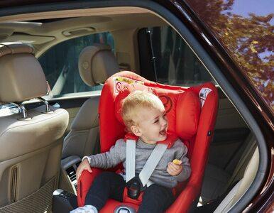 Dwa foteliki samochodowe marki CYBEX najlepsze w swojej kategorii w...
