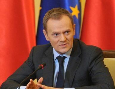 """Tusk podsumowuje 2011 rok. """"Dla mnie był bardzo dobry, ale Polacy już..."""
