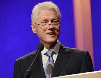 Bill Clinton: moja żona ma startować na prezydenta? Nie wiem