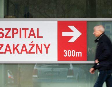 24-latek z podejrzeniem koronawirusa uciekł ze szpitala w Gdańsku. Grozi...