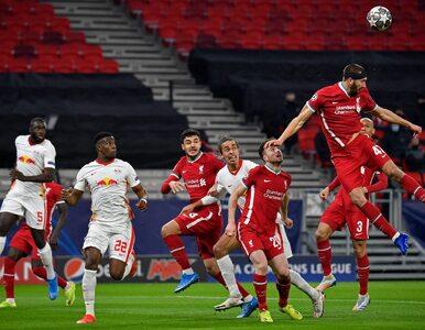 Liverpool w ćwierćfinale Ligi Mistrzów. Salah i Mane ponownie bohaterami