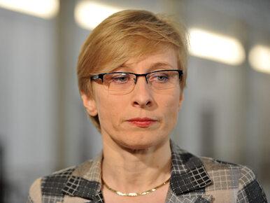 Gosiewska chce 5 milionów złotych za śmierć męża