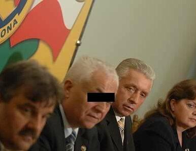 Są zarzuty wobec Janusza M.