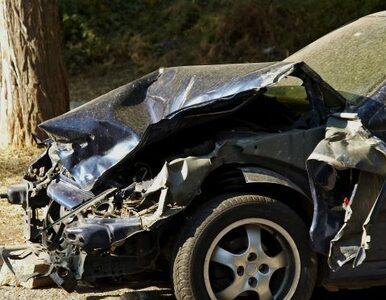 Samochód uderzył w drzewo. Trzy osoby nie żyją