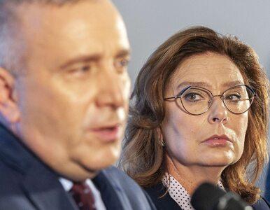 """Kłopoty Platformy Obywatelskiej. """"Grzegorz Schetyna blokuje Kidawie..."""