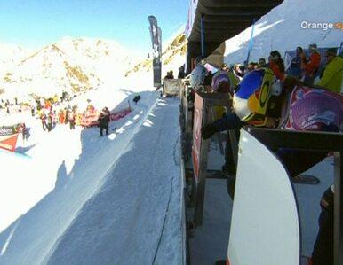 PŚ w snowboardzie: Samkova i Visintin najlepsi w snowcrossie