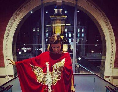 Edyta Górniak wystąpiła w Royal Albert Hall. Jej kreacja przykuła uwagę