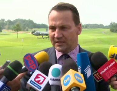 Sikorski: Decyzje na szczycie NATO dobre dla Polski