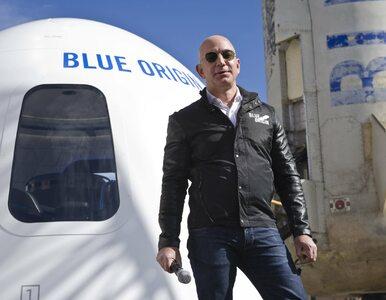 Elon Musk dostał od NASA ponad 2 mld dolarów. Jeff Bezos chce tyle samo...
