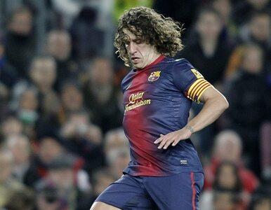 Barcelona z PSG zagra bez Puyola
