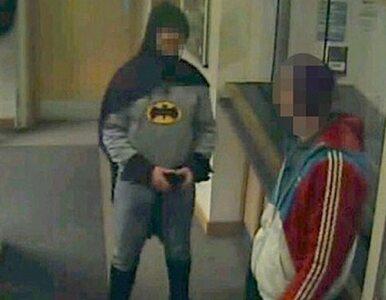 Brytyjski Batman jest... dostawcą chińszczyzny