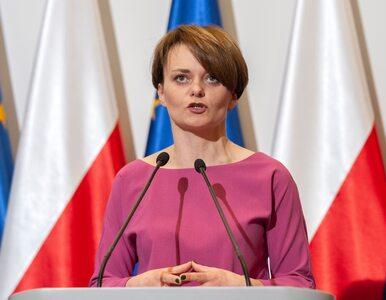 5, 7 czy 10 proc? Minister Emilewicz w ciągu dwóch dni podała różne...