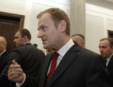 Połowa Polaków jest niezadowolona z premiera Tuska