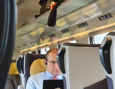 """""""Wraca człowiek z roboty, a tu w pociągu prezydent Islandii""""...."""
