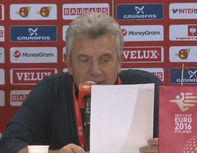 Trener Francuzów: Mam nadzieję, że zagramy z Polską w finale