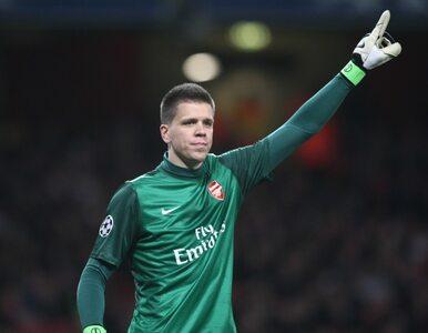 Szczęsny chce zostać w Arsenalu na lata