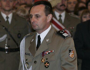 Gen. Tomaszycki pokieruje polską armią w razie wojny