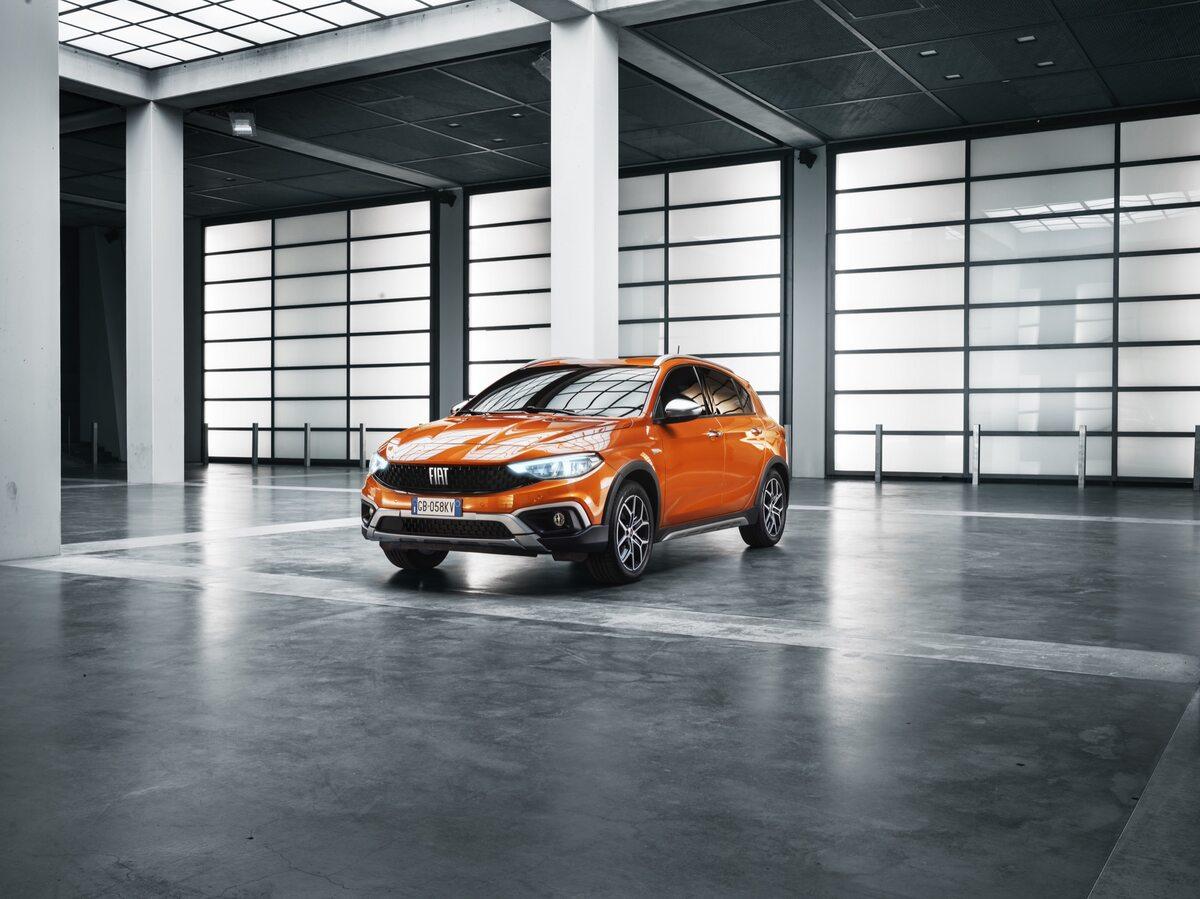 Nowy Fiat Tipo z cennikiem