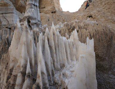 Fascynujące odkrycie w miejscu znanym z Biblii. To najdłuższa jaskinia...