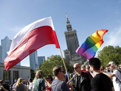 Ulicami Warszawy przeszła 17. Parada Równości. Spór o liczebność